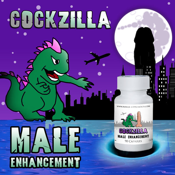 Cockzilla - Power-Supplements-UK