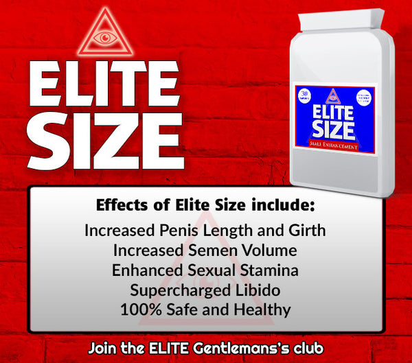 Elite Size - Power-Supplements-UK