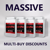 GLADIATOR - ANABOLIC TESTOSTERONE BOOSTER PILLS