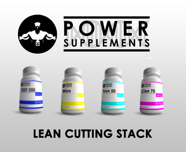 Lean Cutting Stack - Power-Supplements-UK