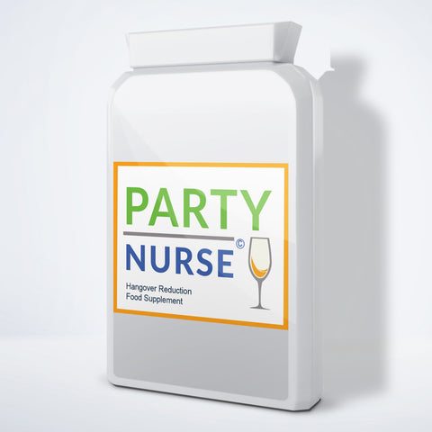 PARTY NURSE - Hangover Reduction Pills