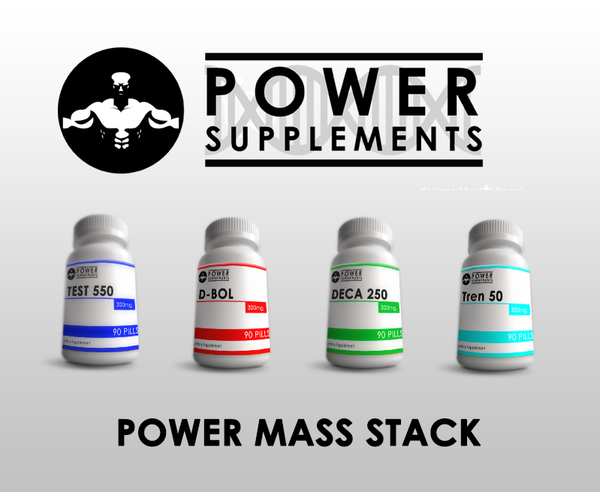 Power Mass Stack - Power-Supplements-UK