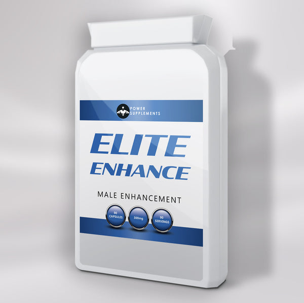Elite Enhance - Male Enhancement Pills - Power-Supplements-UK