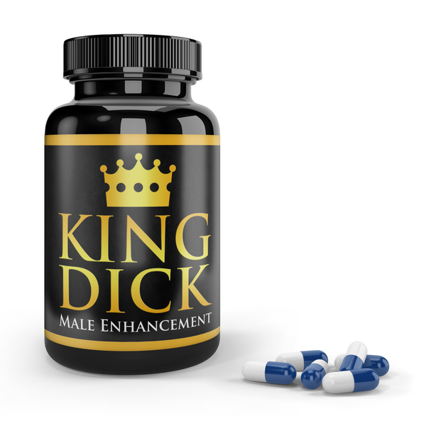 KING DICK - Power-Supplements-UK