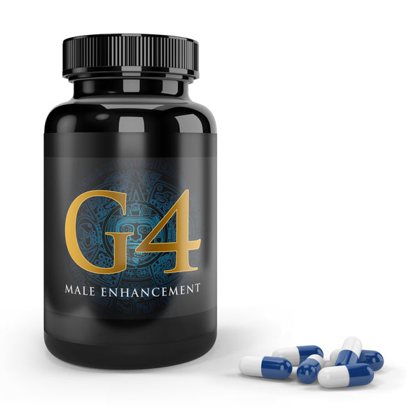G4 - Male Enhancement Pills - Power-Supplements-UK
