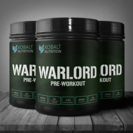WARLORD Pre-Workout