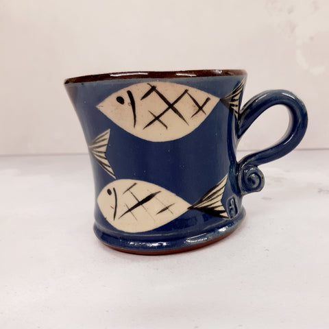 Rosemary Jacks Fish Mug