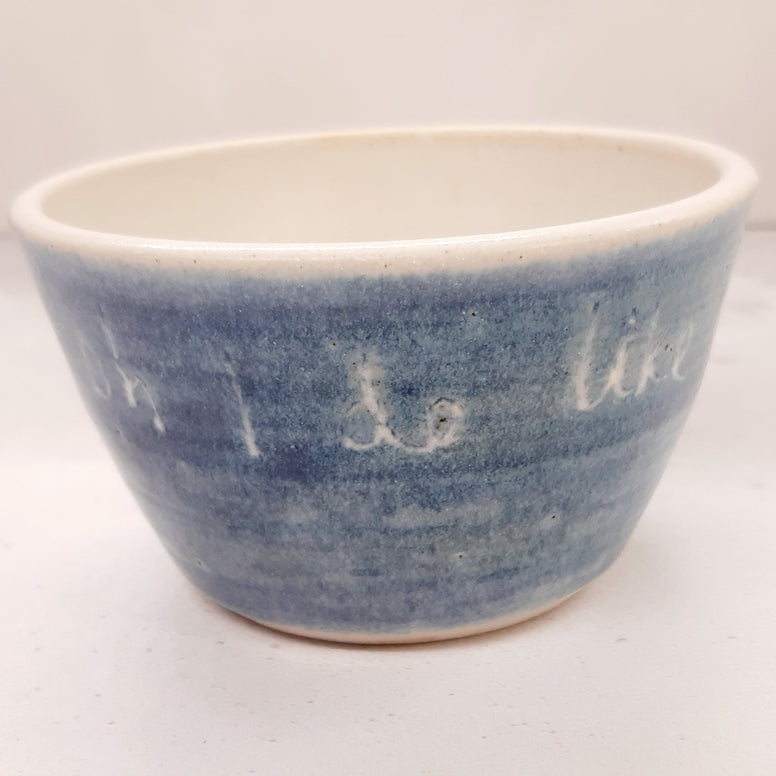 Laura Lane - Oh I Do Like To Be Beside The SeaSmall Bowl