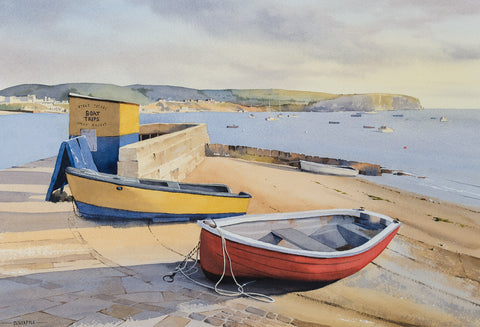 Oliver Pyle - Swanage, Before The Crowds Arrive