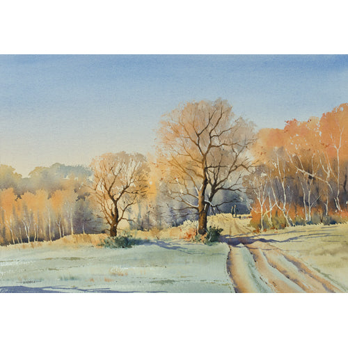Oliver Pyle - A Crisp and Frosty Morning