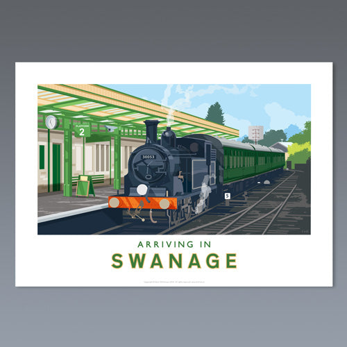 Kevin Williamson - Arriving in Swanage