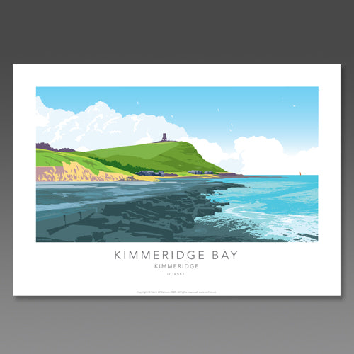 Kevin Williamson - Kimmeridge Bay