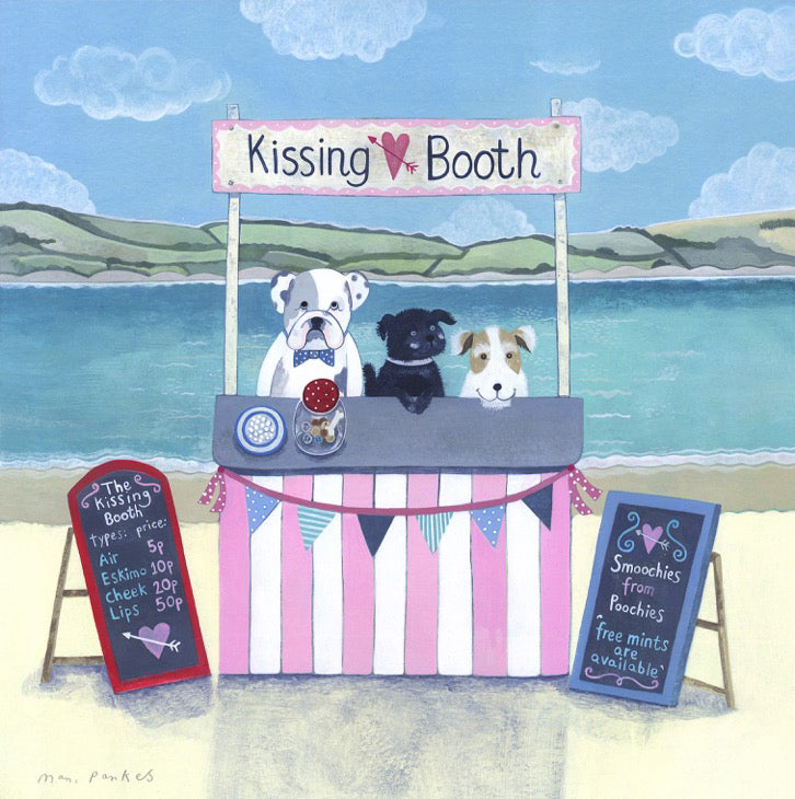 Mani Parkes - The Kissing Booth
