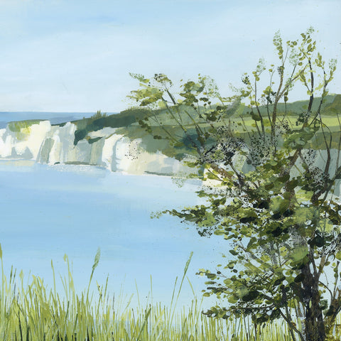 Claire Henley - Light On Studland Bay