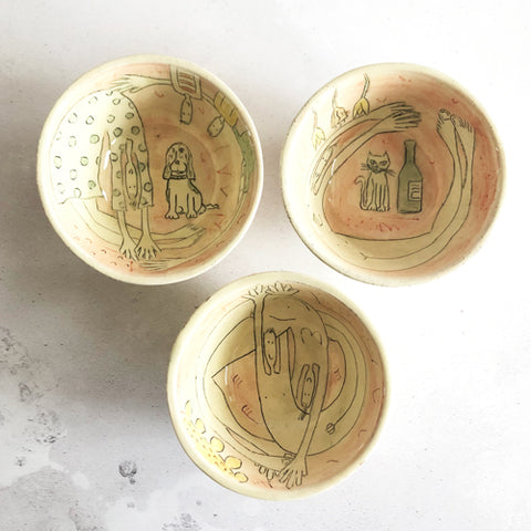 Vivienne Ross - Small Bowl XI