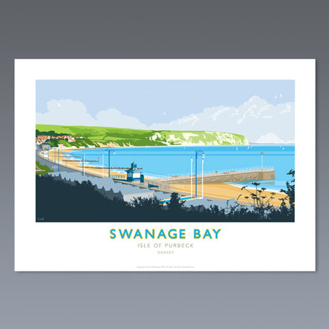 Kevin Williamson - Swanage Bay