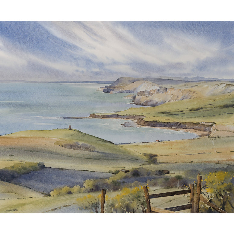 Oliver Pyle - Signs of Spring, Swyre Head