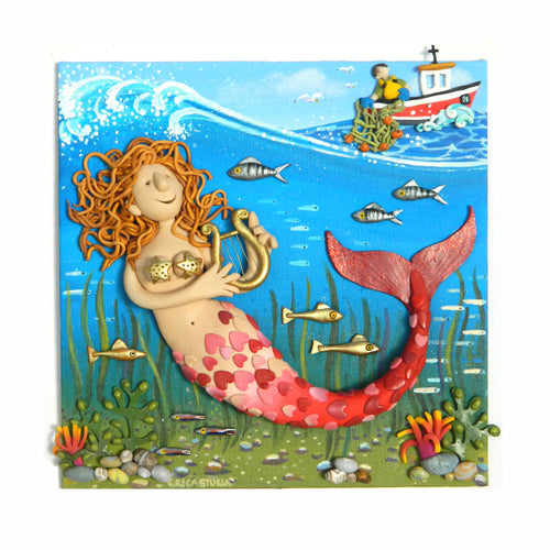 Erica Sturla - The Siren of Studland Bay