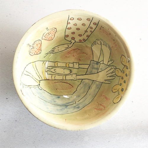 Vivienne Ross - Small Bowl I