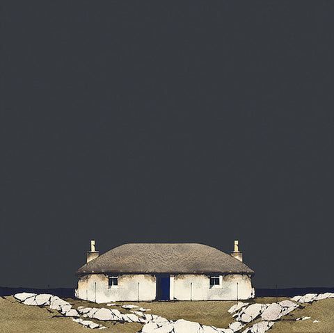 Ron Lawson - South Uist Croft House
