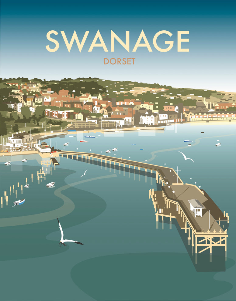 David Thompson - Swanage