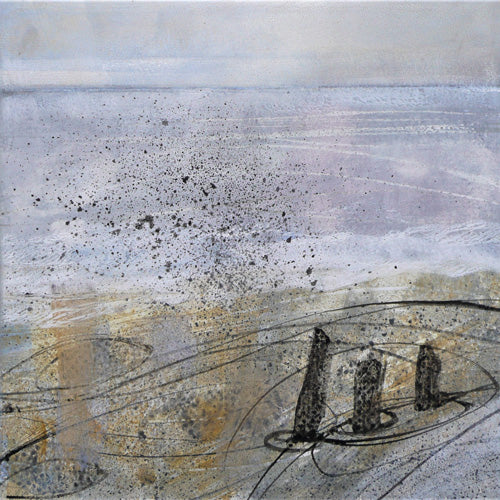 Ruth Taylor - The Gradual Tide Upon The Sands