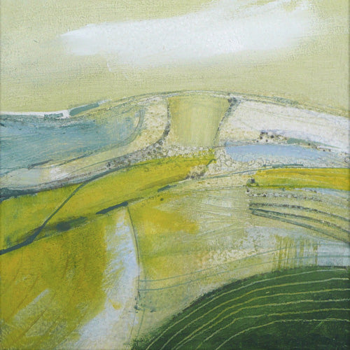 Ruth Taylor - Three Yellow Fields