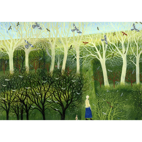 Dee Nickerson - A Little Walk After Tea