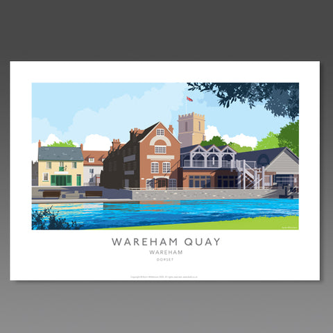 Kevin Williamson - Wareham Quay