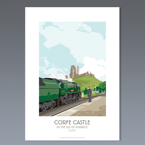 Kevin Williamson - Corfe Castle Steam Train
