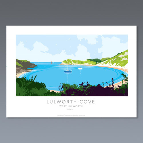 Kevin Williamson - Lulworth Cove II