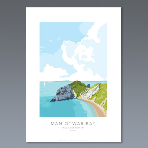 Kevin Williamson - Man O' War Bay