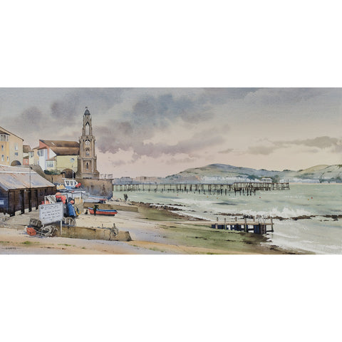 Oliver Pyle - Wind and Waves, Swanage