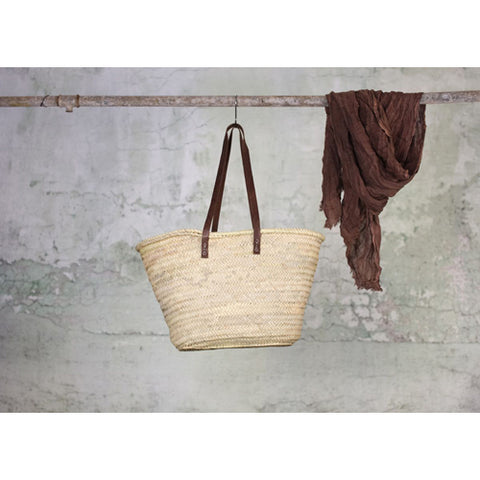 Bag - Hasani Moroccan Shopper - Long Handles