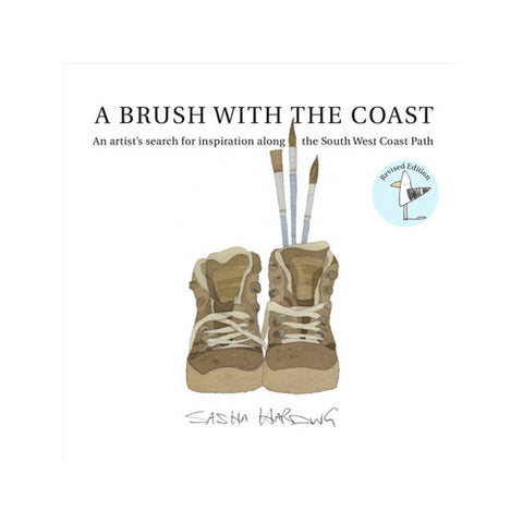 Sasha Harding - A Brush with the Coast (Revised Edition)