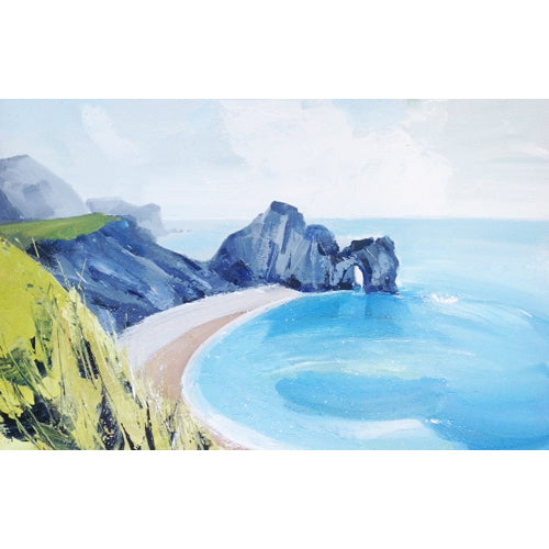 Sian McGill - Durdle Door II