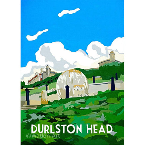 Love Dorset - Durlston (The Globe)