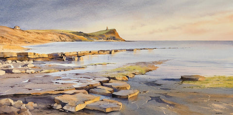 Oliver Pyle - The Last Days of Summer, Kimmeridge Bay