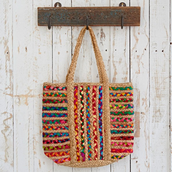 Paper High - Cotton Jute Shopping Bag