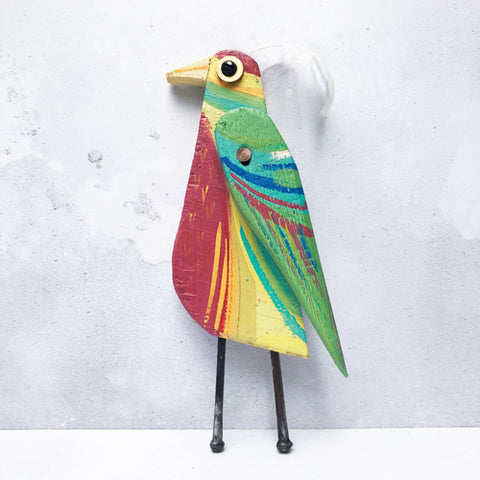 Rachel Sumner - Feathered Friend