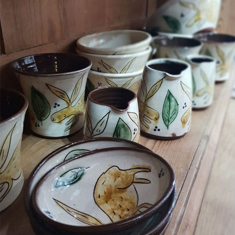 Rosemary Jacks - Hare Design Ceramics