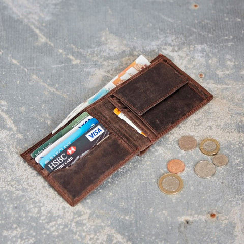 Paper High - Buffalo Leather Wallet