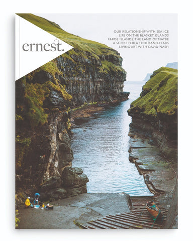Ernest Journal - Issue No 9
