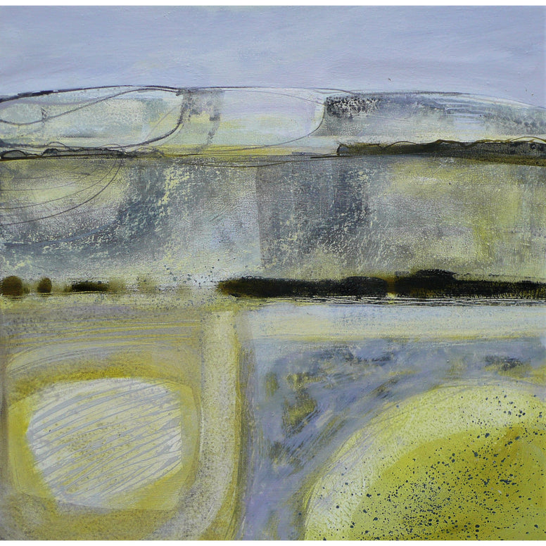 Ruth Taylor - A Lake of Yellow Sunlight