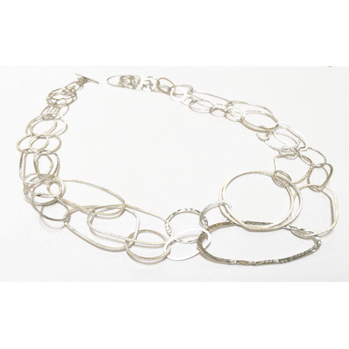 Abby Filer - Double Layer Hoop Necklace