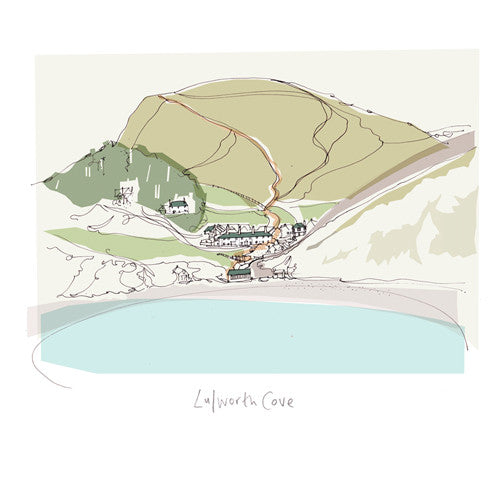 Susie Brooks - Lulworth Cove