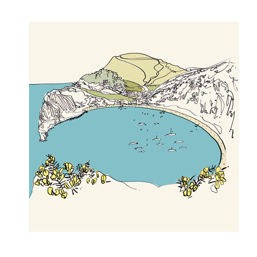 Susie Brooks - Lulworth Cove II
