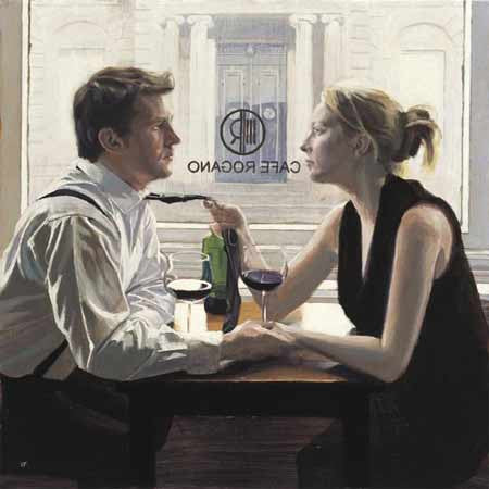Iain Faulkner - Romantic Lunch (Limited Edition Print)