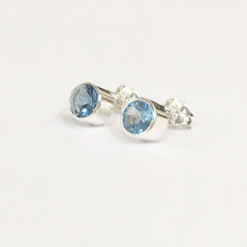 Abby Filer - Topaz Studs
