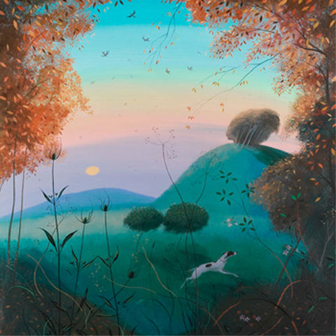 Nicholas Hely Hutchinson - Autumn Evening (Limited Edition Print)